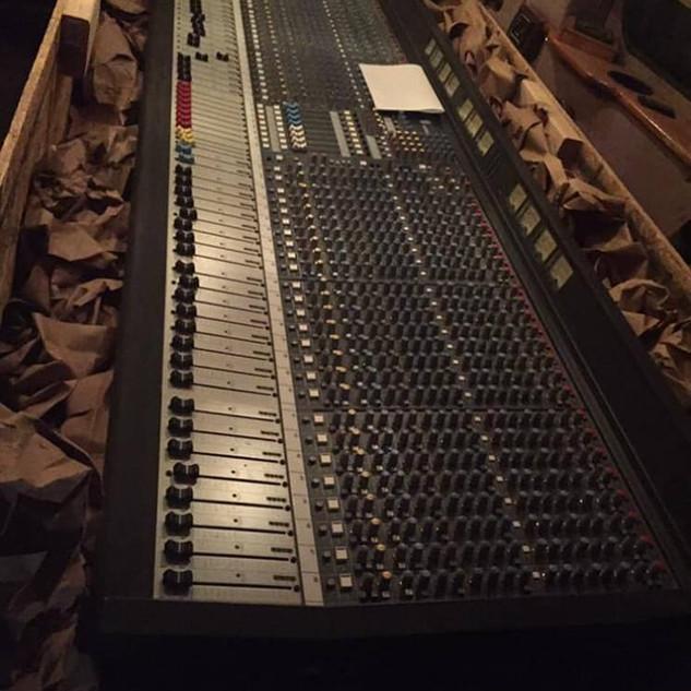 Allen & Heath Analog Live on Location Recording Console