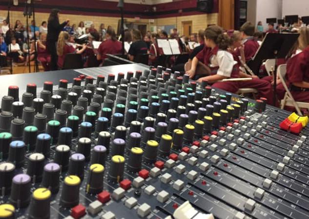 Orchestra Recording - Lonnie's Farm
