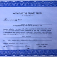 1992 License