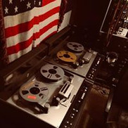 Tape Machines at Lonnie's Farm