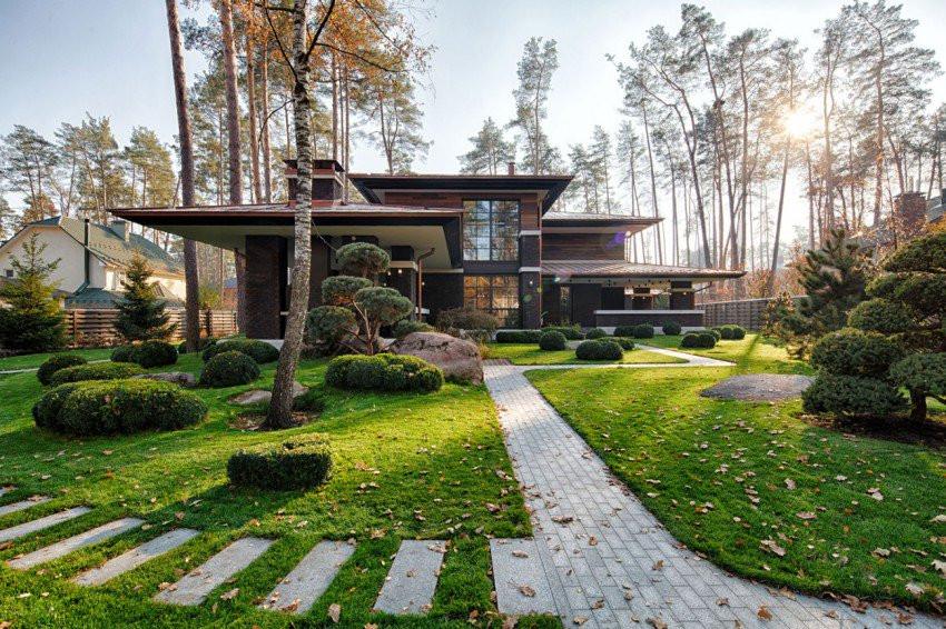 *בתמונה בית בקייב, אוקראינה, תכנון: יונקוב אדריכלים