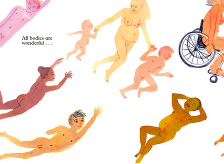 Naked truths – making a children's book about bodies