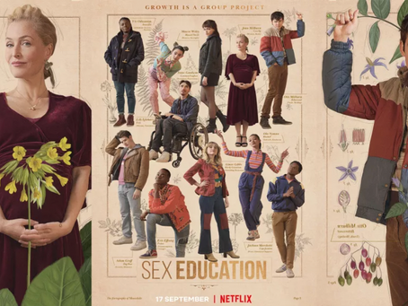 Real-life sex-ed lessons from the Sex Education stars