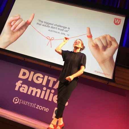"""Digital is the default"": Digital Families 2019 Conference highlights"