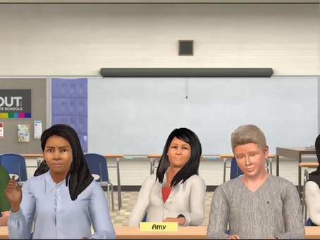 Teen avatars with attitude: welcome to virtual sex ed