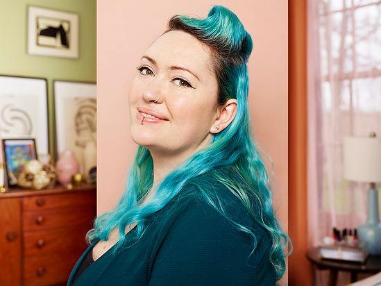 Roxie Gatrell Endometriosis Portrait