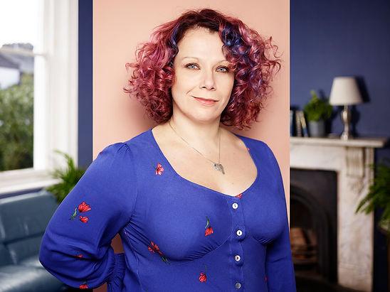 Susie Logan Endometriosis Portrait