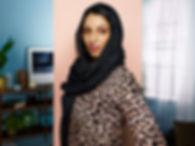 Shazia Ginai Endometriosis Portrat