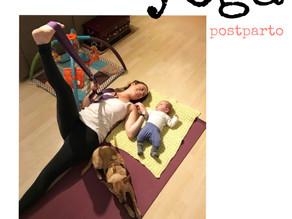 Clases - Yoga postparto