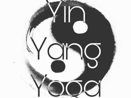 Clases - Yin Yang Yoga