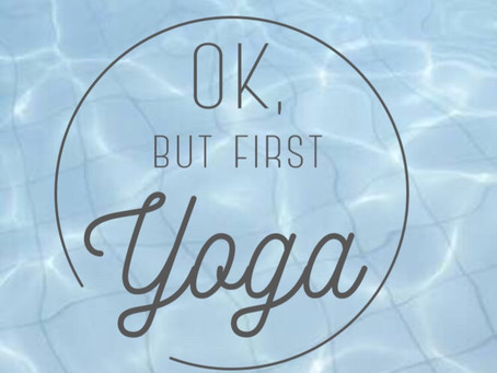 Starting a yoga practice