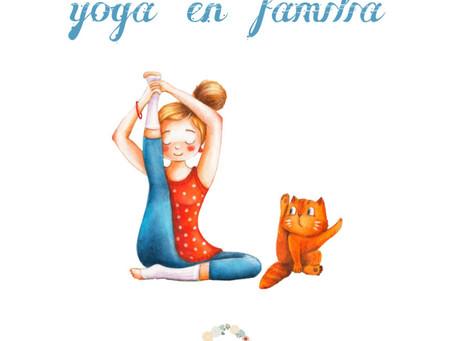 Clases - Yoga en familia