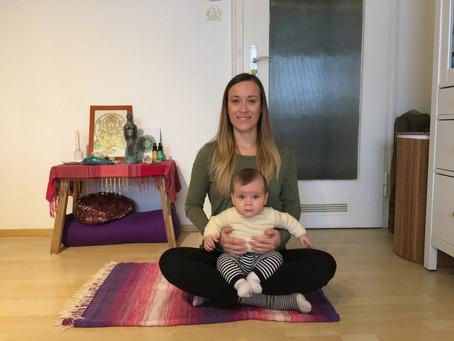Clases - Yoga para mamás