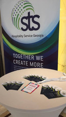 STS Hospitality Service Georgia represented at Welcome to Georgia 3rd National Tourism & Hospita
