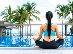 Why Hotels Are Getting Serious About Relaxation and Wellbeing