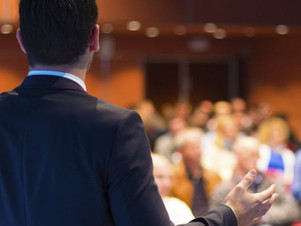 6 Presentation Tips for Leaders Who Fear Speaking at Meetings or Conferences