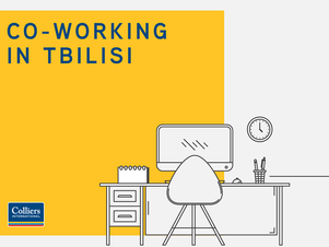 CO - Working in Tbilisi
