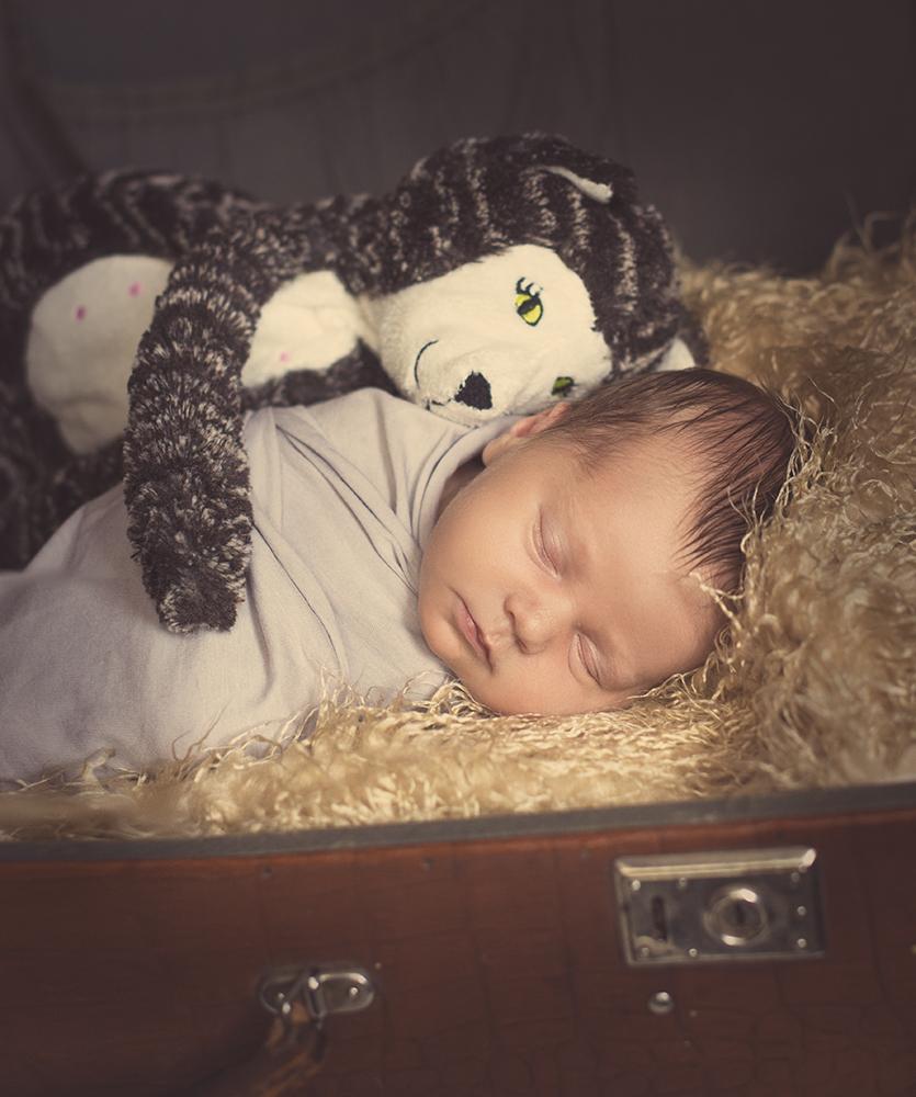 Фотосессия новородженного Москва