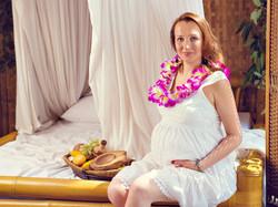 Красивая фотосессия беременности