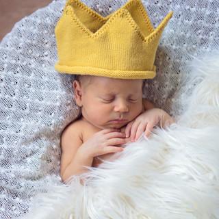 Фотосессия новорожденного, Москва