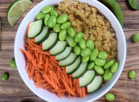 Savory Quinoa