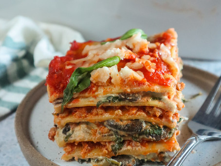 Classic Lasagna Vegan Edition