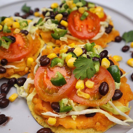 Potato Tostadas