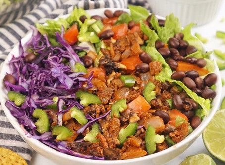 Mexican-Inspired Salad