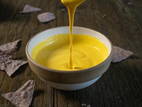 Vegan Nacho Cheese (Queso) Sauce