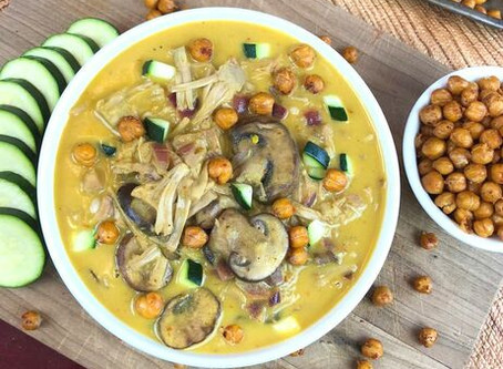 Coconut Mango Curry