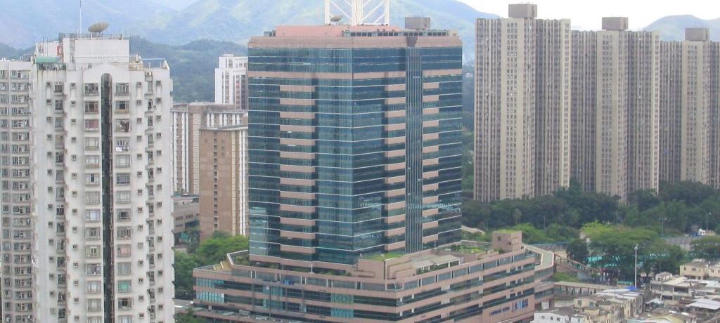 上水廣場辦公室