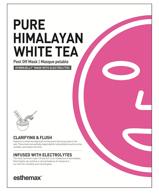HIMALAYAN WHITE TEA (P)