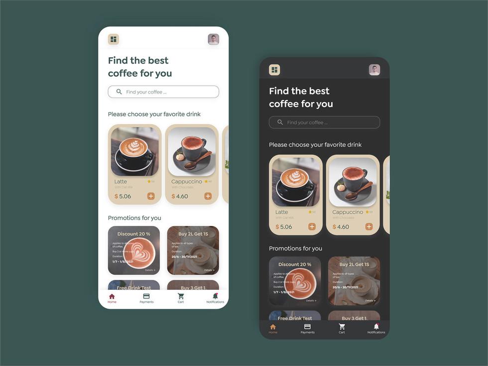 Bean honey coffee shop app3.jpg