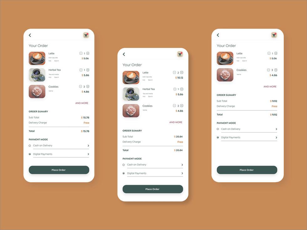 Bean honey coffee shop app5.jpg