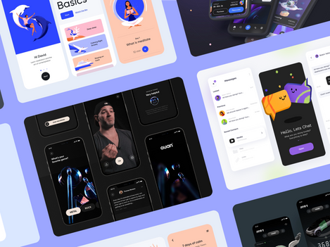 The Best Mobile App Design Trends 2021