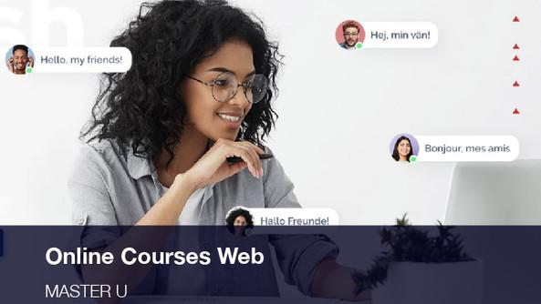 Online Courses Web