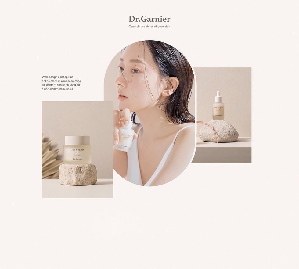 DR. Garnier Cosmetic Website Design1.jpg