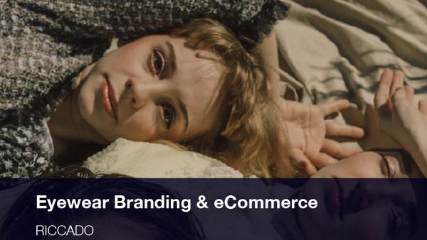 Eyewear Branding and App Design