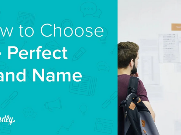 How to Choose Your Brand Name in 5 Simple Steps