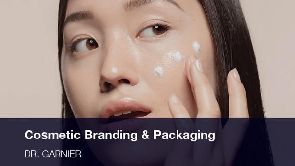 Cosmetic Branding, Packaging & Web Design