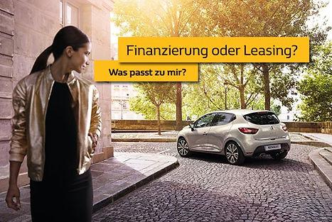 Finanzierung,Leasing,Renault Girbinger,
