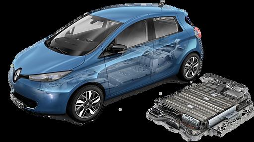 Verkauf Z.E Fahrzeuge, 0 Emission,Zoe