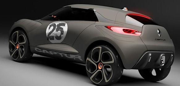 1 Renault CAPTUR, 6 Motorisierungen