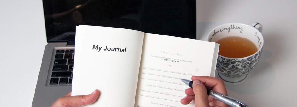 The Kindness Journal - Interior