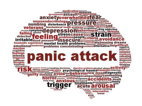 What Happens in Your Mind When You're Having a Panic Attack