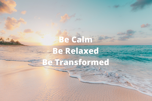 Guided Relaxation & Visual Imagery:    Audio Download