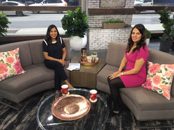 Dr. Natasha a guest on Your Morning