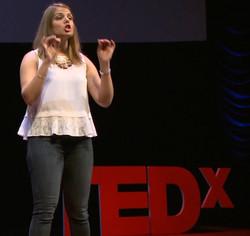 Natasha's TEDx Talk