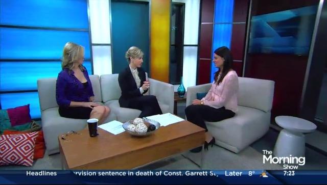 Natasha on Global News Toronto