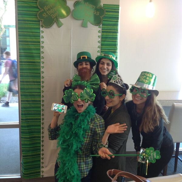St. Patties Photo Booth